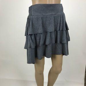 TORRID Ruffle Skirt. Women's Size 2